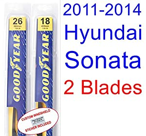 2014 Hyundai Sonata Car Interior Design
