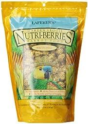 Lafeber Company Garden Veggie Nutri-Berries for Parrots, 3-Pound