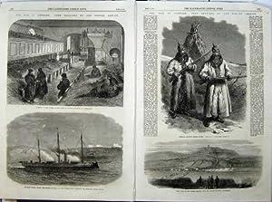 Amazon.com: 1864 War Denmark Rolf Krake Gun Boat Church Duppel Art: Prints: Posters & Prints