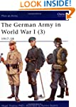 The German Army in World War I (3): 1...