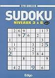 Sudoku, volume 5 : Niveaux 3 à 6