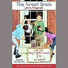 The Great Brain Audiobook by John D. Fitzgerald Narrated by Ron McLarty