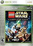 51zmgb 2USL. SL160  Lego Star Wars: The Complete Saga