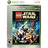 Lego: Star Wars - The Complete Saga - Xbox 360by LucasArts Entertainment