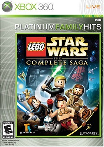 Lego Star Wars: The Complete Saga - Xbox 360 (Lego Star Wars Video Game Xbox compare prices)
