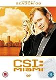 CSI: Miami - Complete Season 8 [DVD]