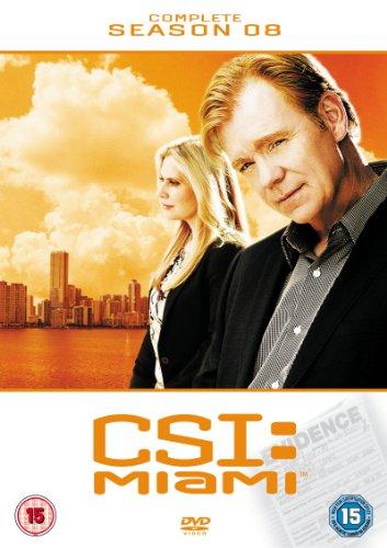 CSI: Crime Scene Investigation - Miami - Complete Season 8 [DVD]