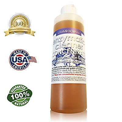 Life Miracle Natural Enzyme Cleaner CONCENTRATE The BEST Pet