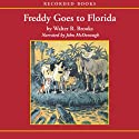 Freddy Goes to Florida Audiobook by Walter Brooks Narrated by John McDonough