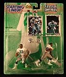 1997 NFL Starting Lineup Classic Doubles - Emmitt Smith & Tony Dorsett - Dallas Cowboys