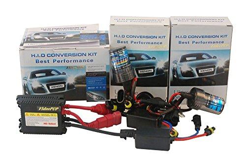 VideoPUP(TM) 35W Xenon Hid Conversion Kit - Headlight Lamp Bulbs(1 Pair) - Premium Ballasts(1 Pair ) - H11 - 6000k (Hll Headlight Bulb compare prices)