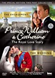 Prince William and Catherine - The Royal Love Story - The Engagement & Wedding Double DVD Box Set