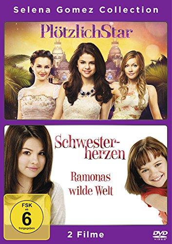Plötzlich Star! / Schwesterherzen - Ramonas wilde Welt [2 DVDs]