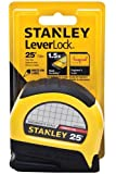 STANLEY STHT30759L Engineer's Read Tape, 25-Feet x 1-Inch