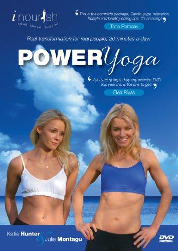 Inourish Power Yoga with Julie Hunter and Katie Montagu [DVD]