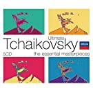 Coffret 5 CD : Ultimate Tchaikovsky