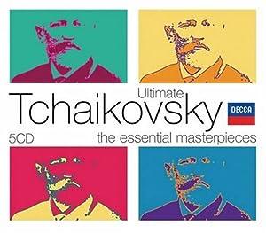 Coffret 5 CD : Ultimate Tchaikovsky
