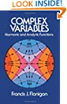 Complex Variables: Harmonic and Analy...
