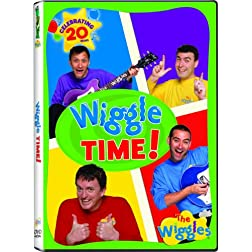 Wiggles: Wiggletime