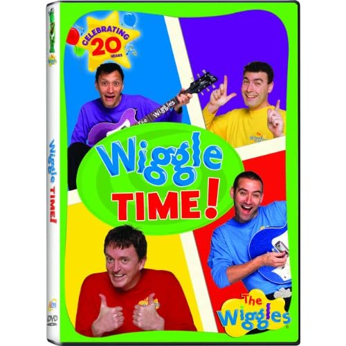 The Wiggles Show [DVD] Top Of The Tots And Lights, Camera
