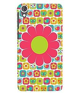 Citydreamz Back Cover For HTC Desire 820/820S/820Q/820G Plus