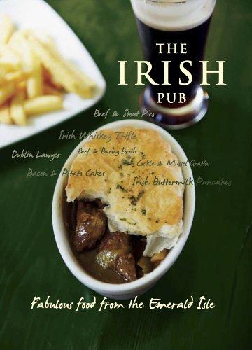 The Irish Pub by Parragon Books, Love Food Editors