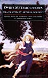 Ovid's Metamorphoses (0801870607) by Golding, Arthur