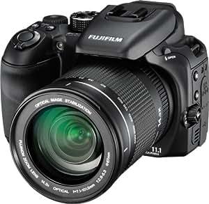 Fujifilm Finepix S100fs 11.1MP Digital Camera with 14.3x Wide Angle Dual Image Stabilized Optical Zoom