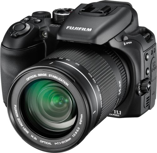 Fujifilm FinePix S100FS is one of the Best Digital Cameras for Low Light Photos Under $1000