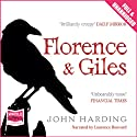 Florence and Giles Audiobook by John Harding Narrated by Laurence Bouvard