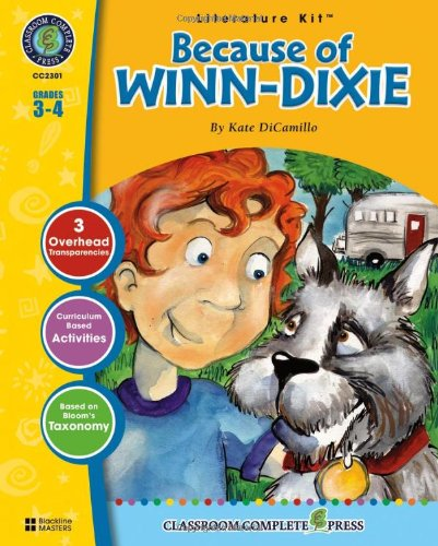 Because Of Winn Dixie (Literature Kit)