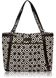 """Overbrooke Classic Canvas Laptop Tote Bag - Womens Shoulder Bag for Laptops 13"""", 14"""" and up to 15.6 Inches"""