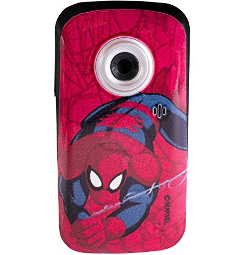 Marvel's Spiderman Snapshots Digital Video Camcorder with 1.5-Inch Screen
