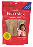 Petrodex Dog Dental Chews Small Dog, 24-Count