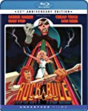 Rock and Rule Blu-ray