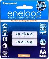 Eneloop AA 2 battery pack