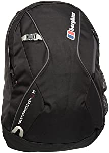Berghaus Twentyfourseven Backpack - Jet Black, 20 lt
