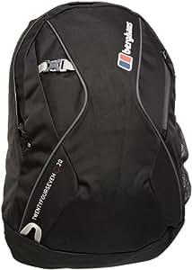 Berghaus Twentyfourseven Backpack - Jet Black, 20 lt