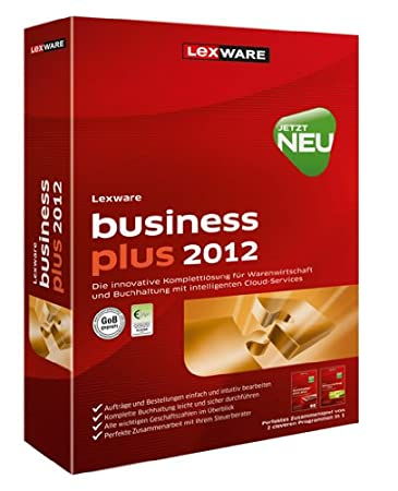 Lexware Business Plus 2012 (V.1.0)