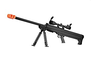 Snow Wolf Airsoft 50 CAL Bolt Action Sniper Rifle