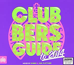 Ministry Of Sound Presents Clubbers Guide 2014