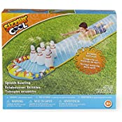 Sizzlin Cool Inflatable Splash Bowling Water Slide