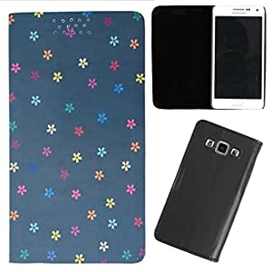 DooDa - For Micromax Unite 3 Q372 PU Leather Designer Fashionable Fancy Flip Case Cover Pouch With Smooth Inner Velvet