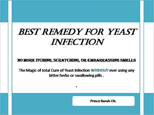 drug treatment yeast infection