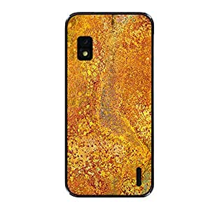 Vibhar printed case back cover for Nexus 4 NaturalRust