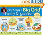 2014 Amy Knapp's Big Grid Family wall...