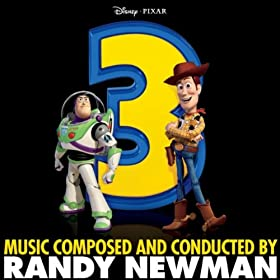'Toy Story 3' soundtrack