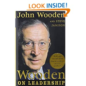 """book report on john wooden wooden on leadership John wooden's leadership was """"characteri am not what i ought to be """"my father  came  drink deeply from good books—including the good book make each."""