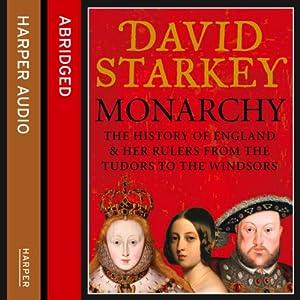 Monarchy Audiobook