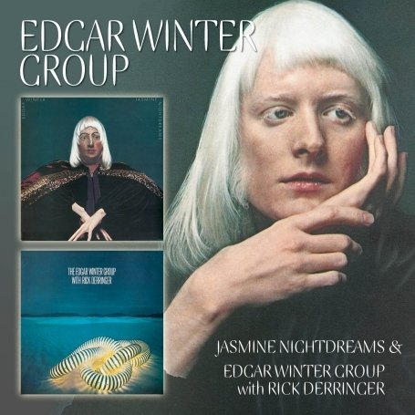 EDGAR WINTER - Jasmine Nightdreams/Edgar Winter Group With Rick - Zortam Music